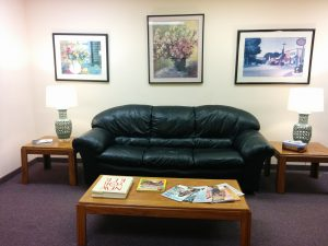 Therapy office in Scotch Plains, NJ