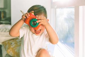 reward your child after an epinephrine shot