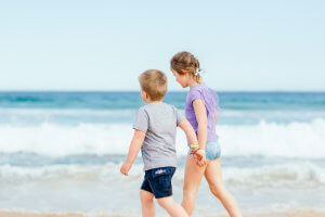 Supports children who have siblings with chronic conditions