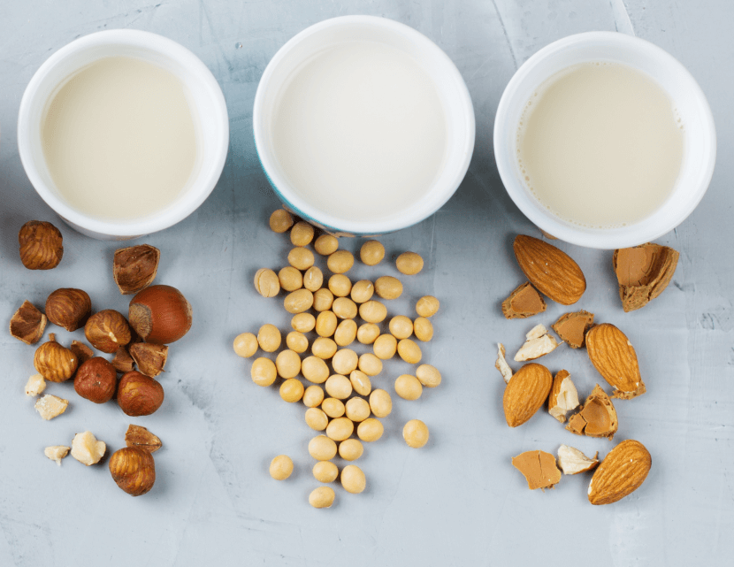 allergens tested in an oral food challenge, nut allergy, soy allergy