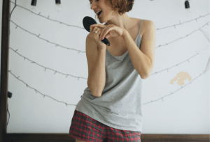 music and movement to manage emotions