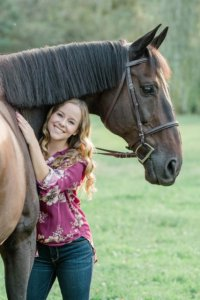 Lisa Weiss, LSW, Equestrian Anxiety Therapist at Brave Minds